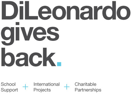 DiLeonardo Gives Back