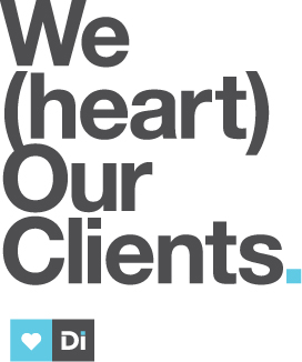 We (Heart) Our Clients