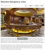 Hospitality Interiors Bangalore
